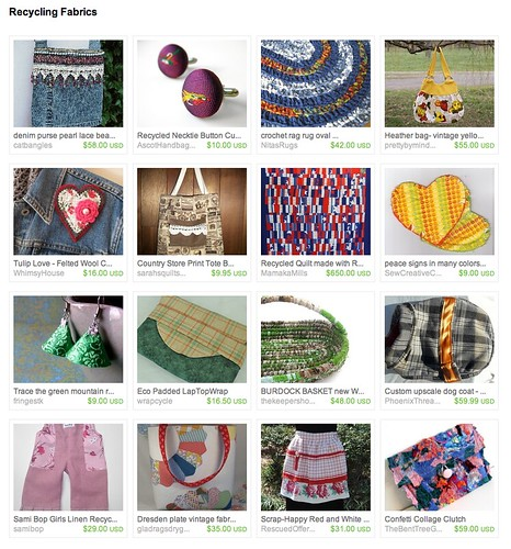 recycled quilt, mamaka mills, alix joyal, etsy treasury, recycled fabrics, nh