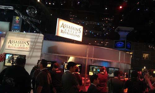 Ubisoft booth E3 2011