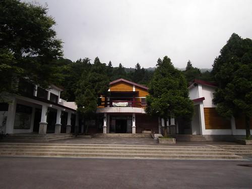 東眼山_03_遊客中心_ 20110614