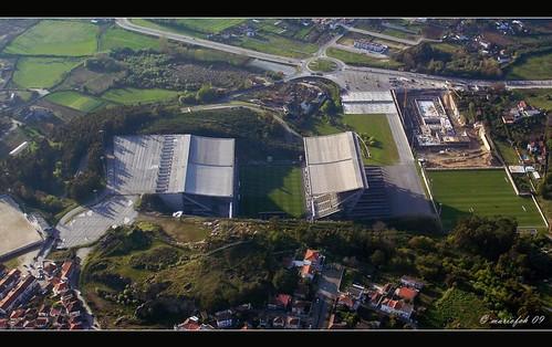 Estádio AXA - Braga