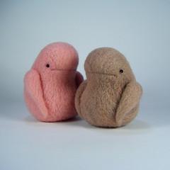 Nudipeds (Kit Lane) Tags: wool felted weird felting felt odd kitlane mortalplush