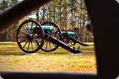 Chickamauga Battlefield Cannons;silenced at last (rpennington9) Tags: georgia outdoors nikon northgeorgia chickamaugabattlefield chickamaugageorgia americancivilwar civilwarmonument battleofchickamauga nikond90 civilwarcannons chickamauganationalmilitarypark civilwarartillery unionbatteries fieldhowitzers longstreetscharge