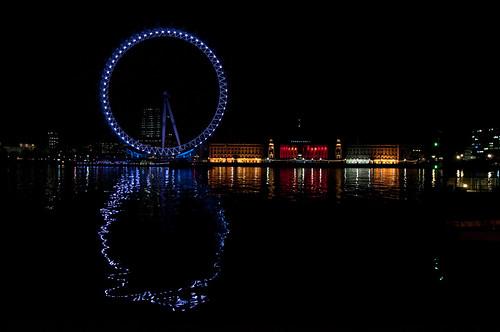 Eye over the Thames