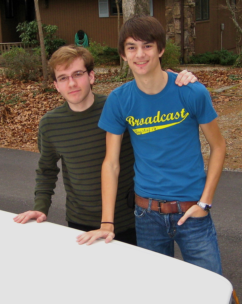 Hunter and Cameron