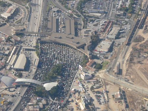 Border Line San Ysidro-Tijuana