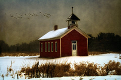 Life's lessons (karenhunnicutt) Tags: winter snow minnesota wisconsin rural forsale country barns farms prairie soe ruralscapes imagekind mywinners amishschoolhouse citrit memoriesbook karenmeyere karenhunnicutt karenmeyer karenhunnicuttphotographycom