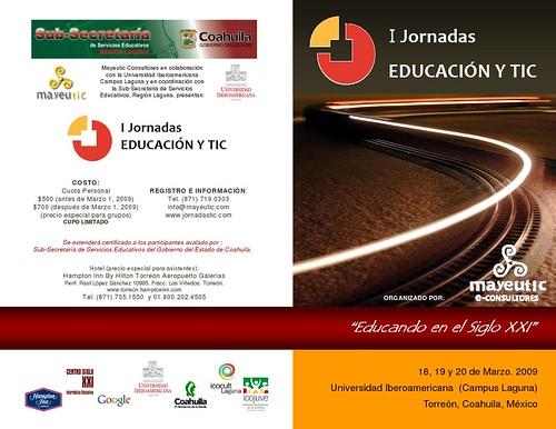Jornadas Educación y TIC