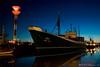 Port-mood. (D.Reichardt) Tags: port germany evening europe flickr ship harbour award soe bremerhaven gera cubism fischereihafen shieldofexcellence aplusphoto theperfectphotographer
