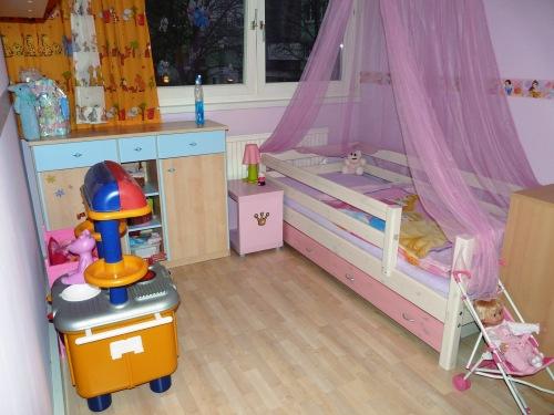 Mein neues Kinderzimmer