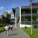 Jordanstown Housing Entrance - Ireland Study Abroad