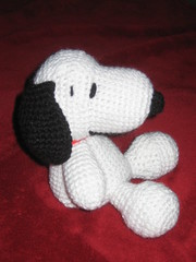 Snoopy and Woodstock Crochet Patterns | Dork Adore