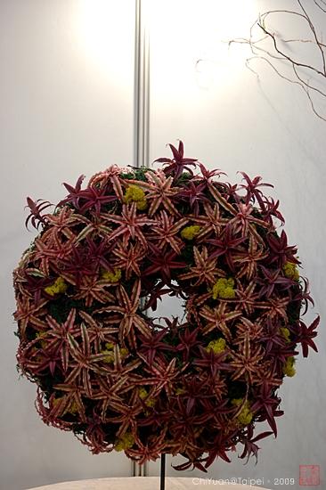 2009台北國際花卉展國內外企業區01