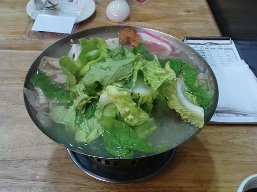 2009-03-14 海鮮豆腐鍋