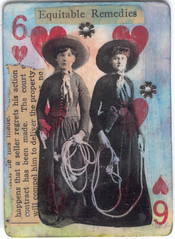Six of Hearts: Equitable Remedies