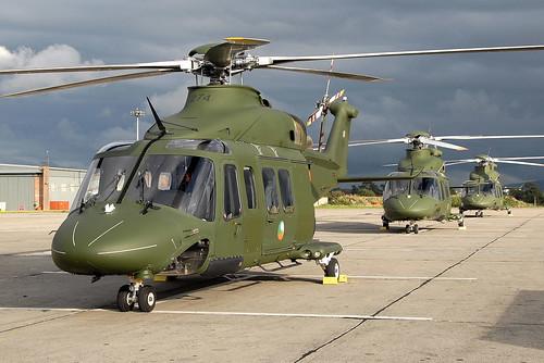 Agusta oferece o AW139M para a USAF