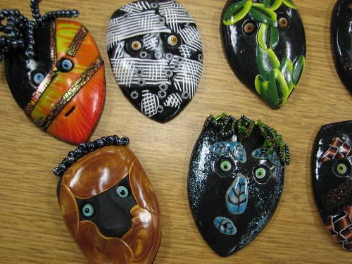 patsy's clay masks