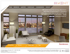 111 Kent - Residences (Cristian Bosch) Tags: screenshots webdesign template mockups webtemplate mockdesign webcomps