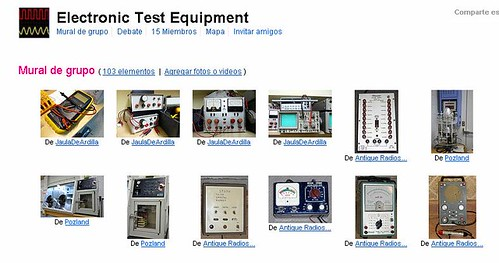 Electronic Test Equipment por ti.
