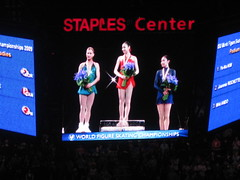 ladies medalists