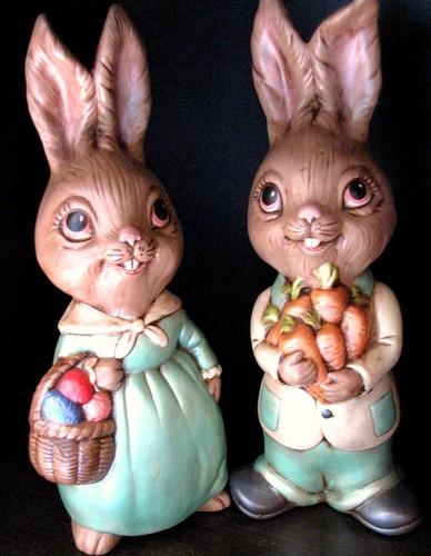 Bunnies from Grandma