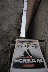 Scream 2 (1) (bellimarco) Tags: 2 house color home canon casa colore fear scream horror marco ferrara wes belli craven manifesto orrore paura 40d