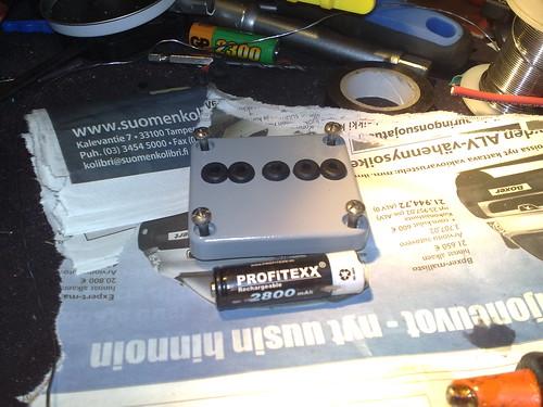 Controleur étanche/waterproof/Liquid Tape/Plastidip plasti  3444375079_efdb64bd92