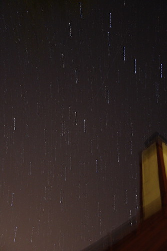 Stars and maybe one bolid