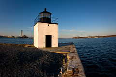 A Room for One... with a view (Jeff Weeks Photography) Tags: lighthouse massachusetts salem derbywharf