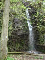 Wasserfall am Rheinsteig