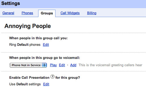 Stopping Annoying Calls with Google Voice