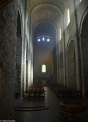 Eglise de St Guilhem le Désert (fabdebaz) Tags: architecture distillery avril église 2009 34 eglise aficionados stguilhemledésert k10d pentaxk10d justpentax