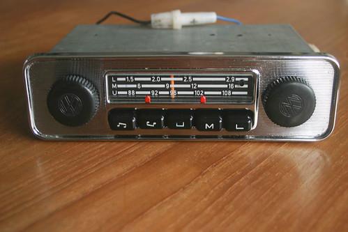 VW Radio