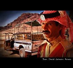 Guardian del Desierto (www.jdcermeron.es) Tags: fighter desert olympus c7070 jordan desierto hdr jordania guerrero