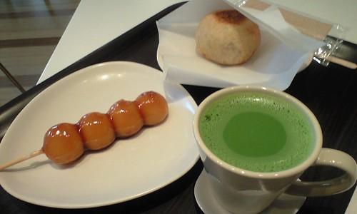 at Cafe