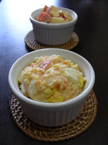 薯泥蛋沙拉
