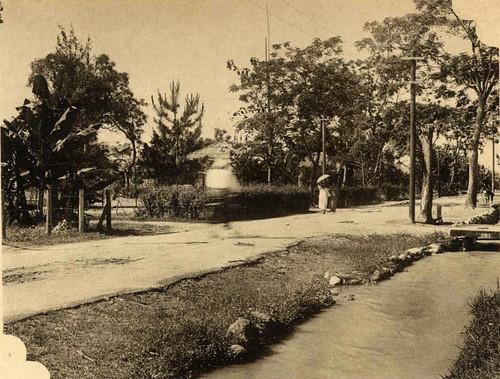 67-004林田村內風景