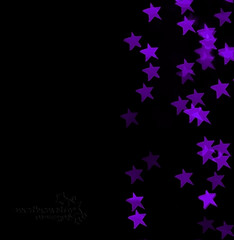starry night. (*northern star) Tags: black canon dark stars 50mm lights noir purple bokeh negro violet lila lenscap viola nero schwarz violett stelle scuro northernstar lucette lucine chrismaslights lucidinatale donotsteal eos450d allrightsreserved northernstarandthewhiterabbit northernstar digitalrebelxsi eff18ii usewithoutpermissionisillegal northernstarphotography ifyouwannatakeitforpersonalusesnotcommercialusesjustask cappuccettobokeh
