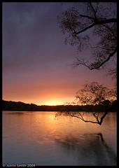 The death of the day (Justin Smith - Photography) Tags: sunset reflection nikond50 blueribbonwinner brooklinema justinsmith bostonarea bej anawesomeshot diamondclassphotographer flickrdiamond theunforgettablepictures nikon1735mmf28 leegndfilters