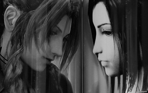 wallpaper widescreen fantasy. FINAL FANTASY VII Wallpaper