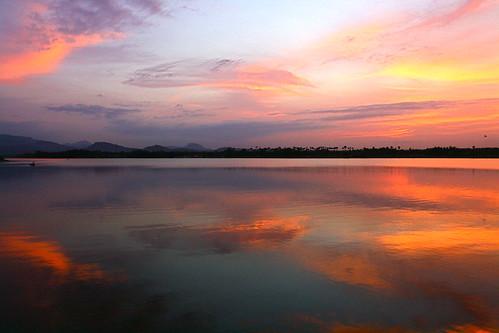 Kaveri sunrise