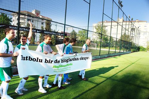 """BİY Futbol Takımı: """"Futbolda her türlü sonuç var"""""""