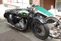 Birmingham Small Arms Company (jens.lilienthal) Tags: classic vintage motorcycles historic motorbike motorcycle oldtimer motorbikes bsa motorrad beiwagen motorräder youngtimer birminghamsmallarmscompany