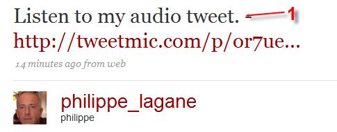 tweetmic