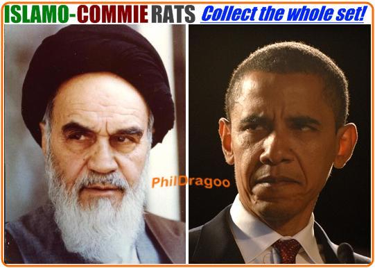 Islamo-Commie Rats
