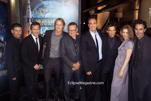 Night at the Museum: Battle of the Smithsonian World Premiere