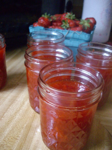 Quilty jars of jammy goodness