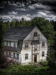 The Harz Witch Project (Batram) Tags: house abandoned dutch friendship witch decay german urbanexploration infiltration sanatorium hdr harz trespassing urbex johanniter hexenhaus batram heilsttte veburbexthuringia