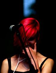 Drovumas - timidity (valdasm) Tags: portrait woman beauty portraits documentary emotions lithuania vilnius lietuva