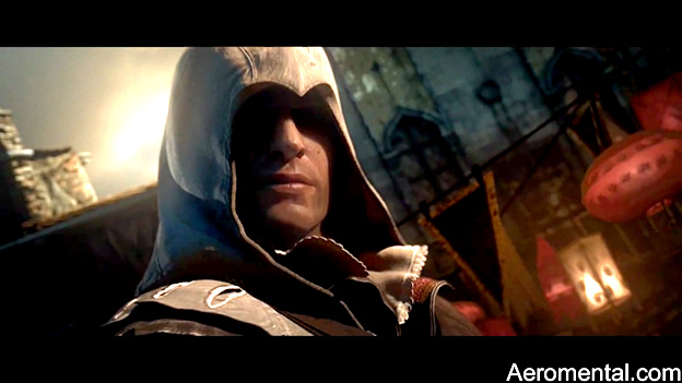 Assassin's Creed II Ezio Auditore di Firenze