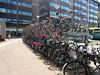 parcheggio bici ad harleem
